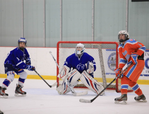 Spielbericht PeeWee 2014 /Exhibition Game): ZSC Lions vs Detroit Little Caesars 4:2