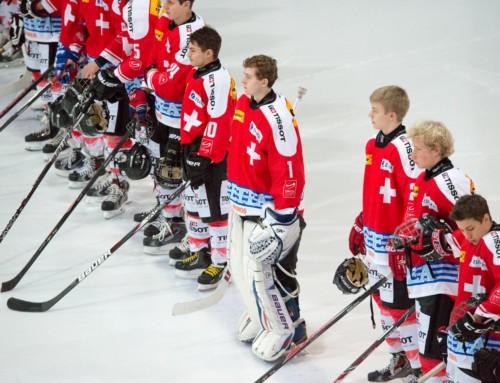 U16 Nationalmannschaft Wetzikon: FIN vs SUI 5:1 (2:0, 2:1, 1:0)